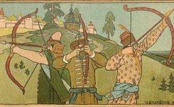 6 февраля в 17.30 Музыкальная сказка «Царевна-Лягушка»
